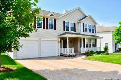 Farmington Single Family Home For Sale: 44 Snowberry Lane