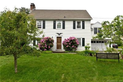 Watertown Single Family Home For Sale: 230 Middlebury Road