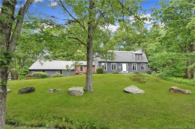 Burlington Single Family Home For Sale: 3 Carriage Drive