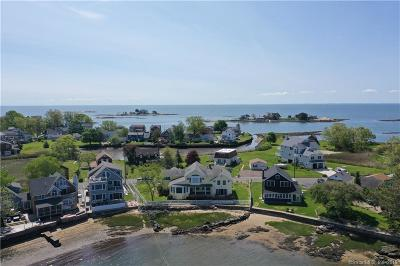 Branford Single Family Home For Sale: 69 Sunset Beach Road