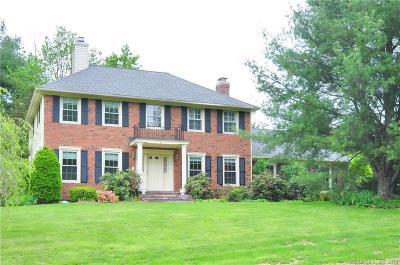 Canton Single Family Home For Sale: 2 Bidwell Farm Road
