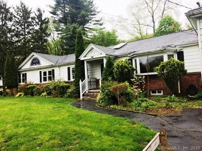 Orange Single Family Home For Sale: 517 Grassy Hill Road