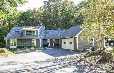 Weston Single Family Home For Sale: 11 Kettle Creek Road