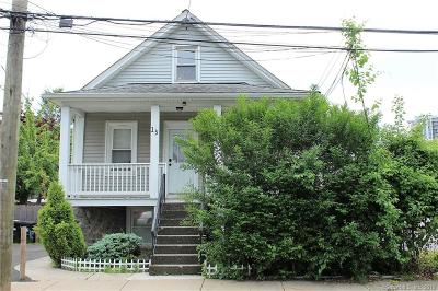 Stamford Multi Family Home For Sale: 13 East Walnut Street