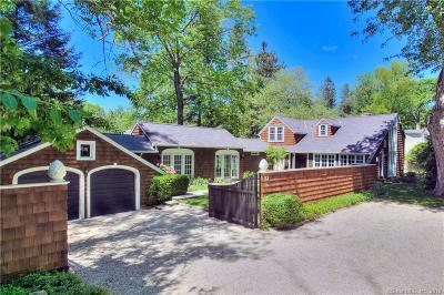 Weston Single Family Home For Sale: 82 Lyons Plain Road