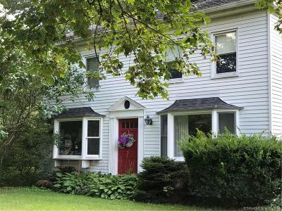 Cheshire Single Family Home For Sale: 167 Spring Street