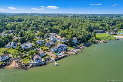 Branford Single Family Home For Sale: 38a Brocketts Point Road