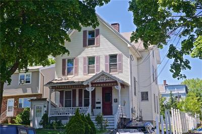 Norwalk Multi Family Home For Sale: 15 Bayview Avenue