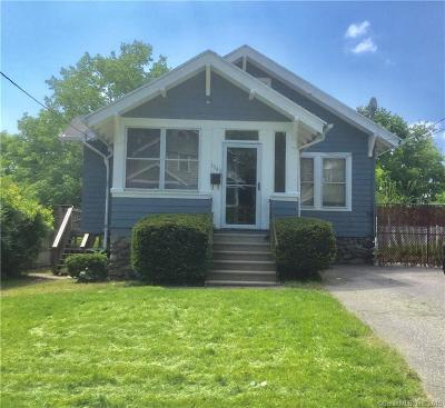 Waterbury Single Family Home For Sale: 1045 Cooke Street