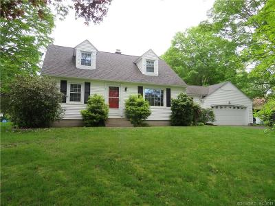 Groton Single Family Home For Sale: 340 Cow Hill Road