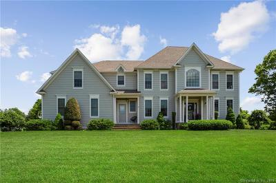 Canton Single Family Home For Sale: 38 Garrett Road