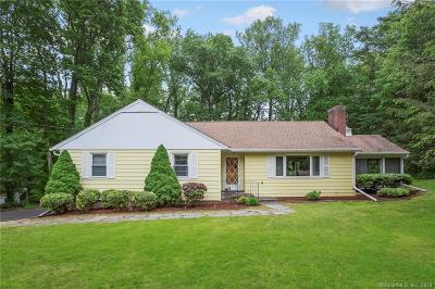Wilton Single Family Home For Sale: 17 Coley Road