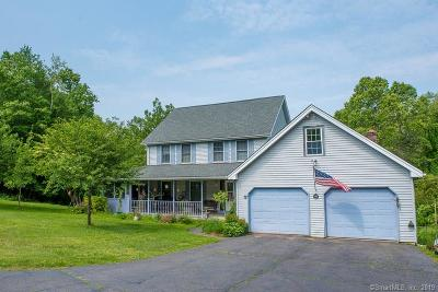 Bolton Single Family Home For Sale: 49 Volpi Road