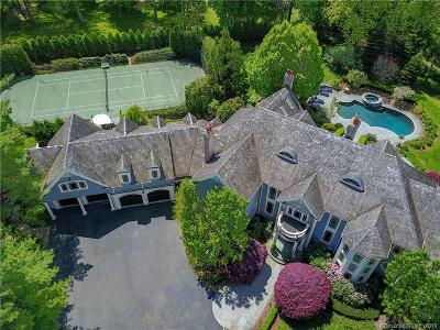 Wilton Single Family Home For Sale: 7 Spruce Meadow Court