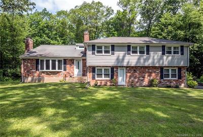 Avon Single Family Home For Sale: 78 Bronson Road