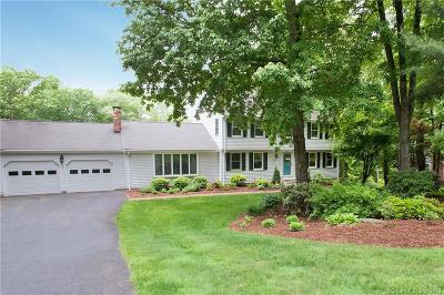 Avon Single Family Home For Sale: 23 Millstone Drive