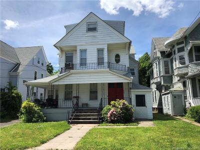 New Haven County Multi Family Home For Sale: 604 Orange Street