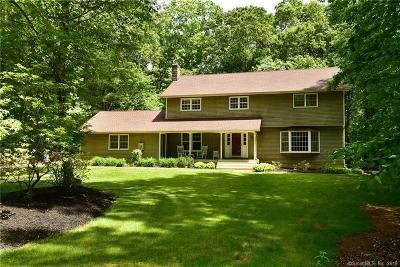 Tolland Single Family Home For Sale: 24 Elna Drive