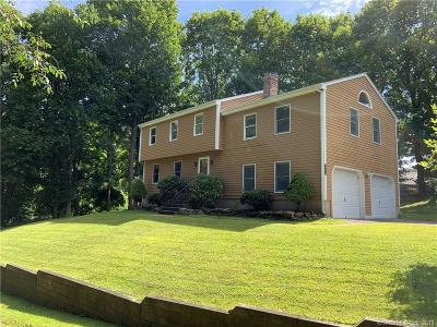 Cheshire Single Family Home For Sale: 746 Ives Row