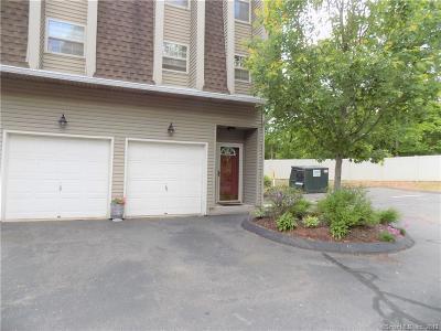 New Britain Condo/Townhouse For Sale: 80 North Mountain Road #F