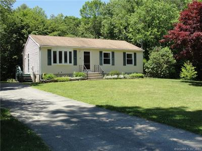 Griswold Single Family Home For Sale: 7 Juniper Lane