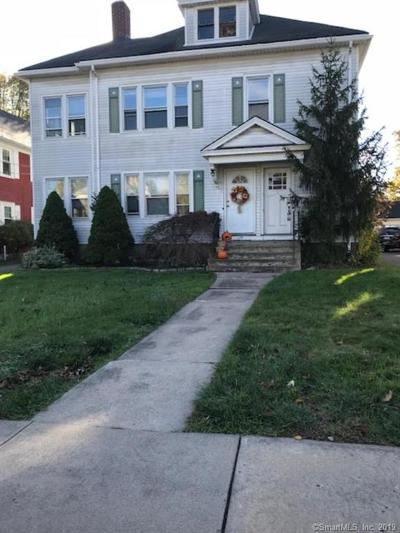 West Hartford Multi Family Home For Sale: 173-175 Brace Road