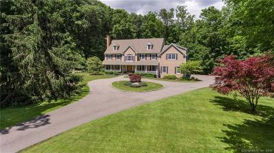 Ridgefield Single Family Home For Sale: 173 Old Branchville Road