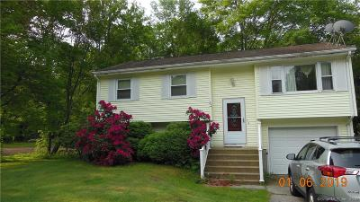Griswold Single Family Home For Sale: 25 Bay Mountain Drive