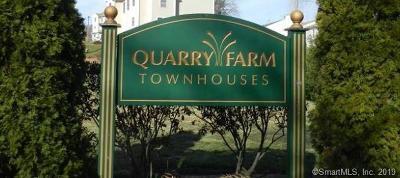 Meriden Condo/Townhouse For Sale: 50 Quarry Lane #63