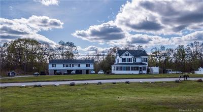 Worcester County, Providence County, Windham County Single Family Home For Sale: 469 Green Hollow Road