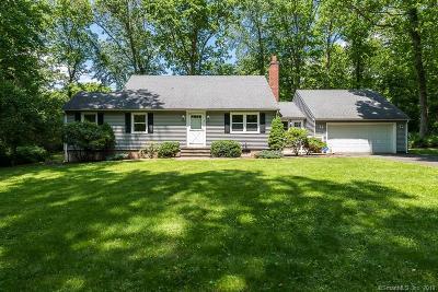 Madison Single Family Home For Sale: 9 Robin Ridge Drive