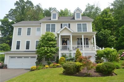 Southbury Single Family Home For Sale: 9 Washington Circle