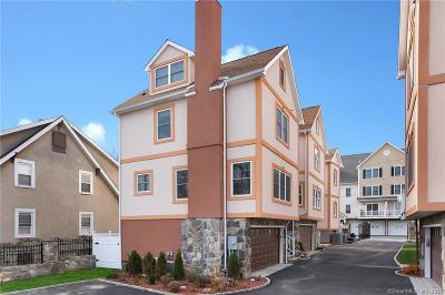Stamford Condo/Townhouse For Sale: 1 Finney Lane #D
