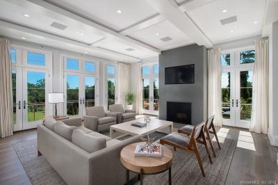 Westport CT Single Family Home For Sale: $3,495,000