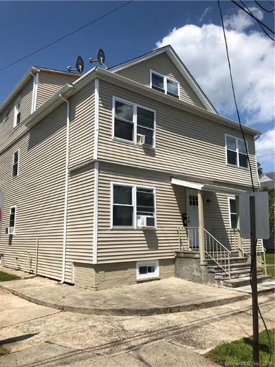 New Haven County Multi Family Home For Sale: 36 East Avenue