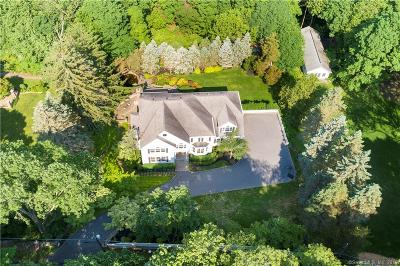 Ridgefield Single Family Home For Sale: 312 West Lane