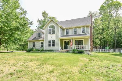 Burlington Single Family Home For Sale: 56 Town Line Road
