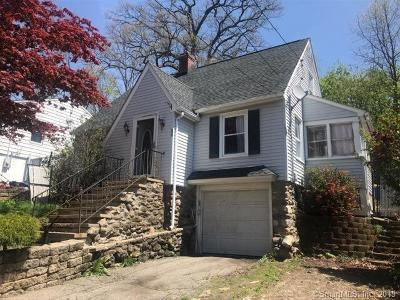 Waterbury Single Family Home For Sale: 34 Lyndale Avenue