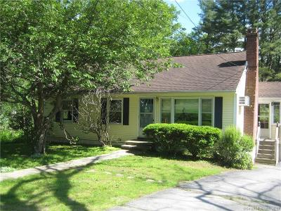 Windham County Single Family Home For Sale: 207 Walnut Street
