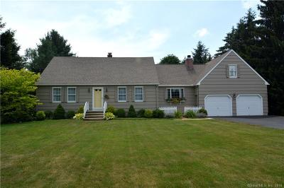 Hamden Single Family Home For Sale: 30 Duel Drive