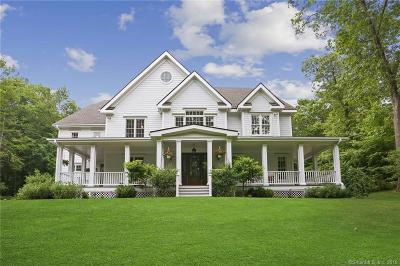 Bethel Single Family Home For Sale: 174 Chestnut Ridge Road