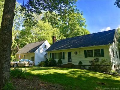 Hebron Single Family Home For Sale: 54 Crouch Road