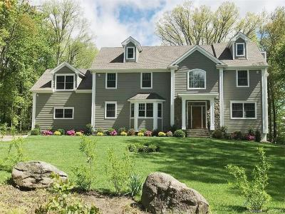 Stamford Single Family Home For Sale: 118 Doolittle Road