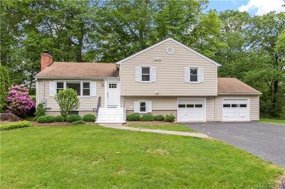Fairfield Single Family Home For Sale: 14 Twin Brooks Lane