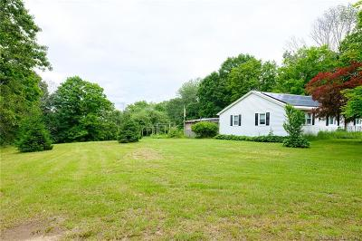 Litchfield Single Family Home For Sale: 264 Campville Road