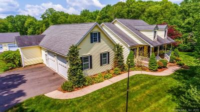Tolland Single Family Home Show: 66 Deerwood Road