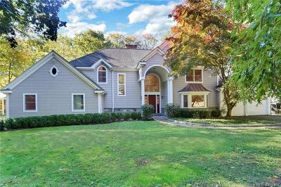Stamford Single Family Home For Sale: 25 Settlers Trail
