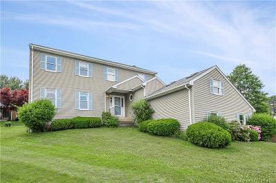 Newington Single Family Home For Sale: 25 Old Hatchery Lane