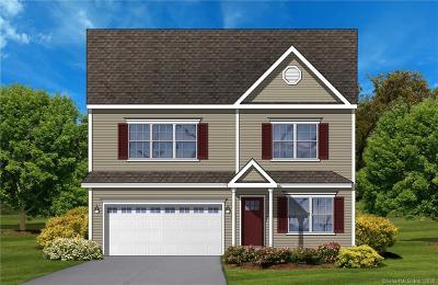 Southington Single Family Home For Sale: 6 Hillcrest Village, Lot 6