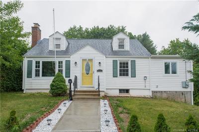 Wethersfield Single Family Home For Sale: 271 Nott Street